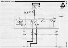 wiper wiring diagram corvetteforum 84 Corvette Fuel Pump Wiring Diagram Schematic C4 Corvette Fuel Pump Relay Location