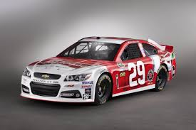 2013 Chevrolet SS NASCAR Racer Hints at Production SS and Possibly ...