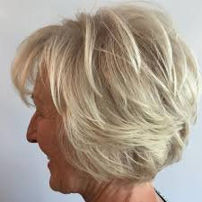 Women Short Hair Style 60 best hairstyles and haircuts for women over 60 to suit any taste 1523 by wearticles.com