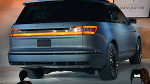 2018 lincoln lineup. delighful lincoln photo 2018 lincoln navigator concept debuts at new york auto show photo 6   for lincoln lineup