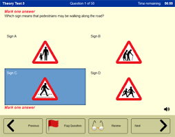 Revision Material   TheoryTest ie   The official RSA Driver Theory     Driving Test Success