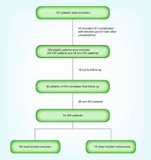Study Flow Chart A Total Of 108 Patients Met The Inclusion