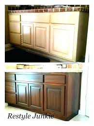 stain unfinished cabinets staining oak kitchen cabinets frequent flyer miles old wood staining unfinished kitchen staining