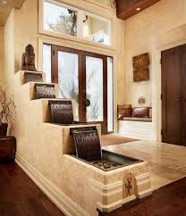 how to invite serenity into your home through indoor water features