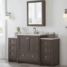 bathroom sink decor. Shop Bathroom Vanities Vanity Cabinets At The Home Depot With Regard To Sink Decor 0 B