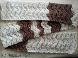 Sharp Chevron Crochet Pattern Custom Decorating