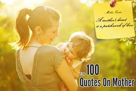 Love Quotes For Mother Top 100 Mother Quotes and Sayings Momjunction 55