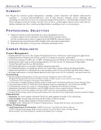 Resume Examples Of Professional Summary New For Example What Is On ...