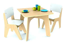wooden toddler table and chairs round