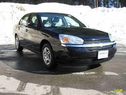 2005 Black Chevrolet Malibu Sedan #3664835   GTCarLot.com - Car ...