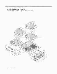 lg refrigerator parts diagram. lg refrigerator parts diagram