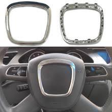 ABS <b>Хромированная накладка на руль</b>, эмблема, логотип, рамка ...