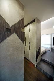 Blk 612A Punggol Drive HDB Interior Design Master Bedroom with