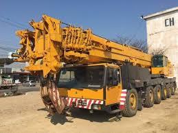 Liebherr 200 Ton At Crane Cranekorea
