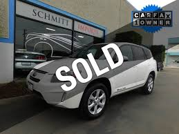 2014 Used Toyota RAV4 EV FWD 4dr at Schmitt Imports Serving ...