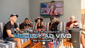 QUADRILHA DA FM - MC DI RAÇA,MC MARCELLY,MC PQD,MC ORELHA feat. DJ'  DIEGOMPC - YouTube