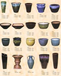 glazed ceramic garden pot jpg