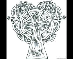 celtic coloring pages for adults. Perfect Adults Celtic Knot Coloring Pages For Adults  And For On G