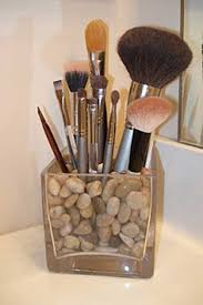 source  diy makeup brush organizer ideas 4