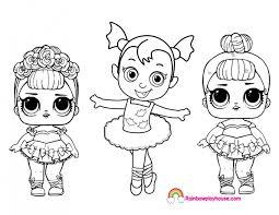 Vampirina Baby Nosy And Lol Dolls Sugar Queen And Miss Baby Dance