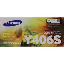 Тонер-<b>картридж</b> Samsung <b>CLT</b>-<b>Y406S Yellow</b> для Samsung CLX ...
