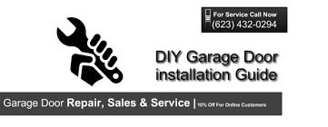 gilbert garage door installation guide