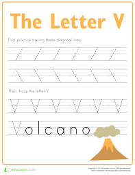 letter v templates free learn to write letter v templates at allbusinesstemplates com