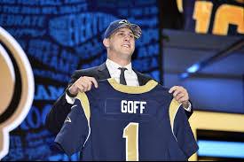 Los Angeles Rams Select California Qb Jared Goff At No 1