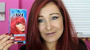 Schwarzkopf Live Colour Xxl Hair Dye In Pillar Box Red