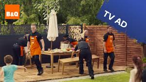 B&Q Garden TV advert 2017