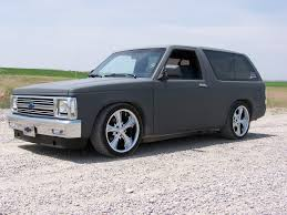 Outcast19 1991 Chevrolet S10 Blazer Specs, Photos, Modification ...