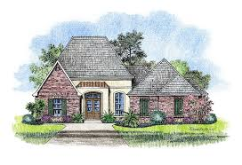 Inspiring French Home Plans   French Creole Style House Plans        Awesome French Home Plans   French Country Acadian House Plans