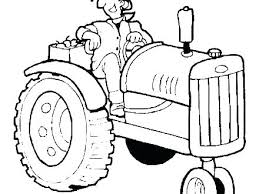 Farm Coloring Pages Free Printable Predragterziccom