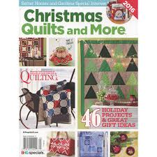 Better Homes and Gardens Christmas Quilts and More 2016 - Meredith ... & Better Homes and Gardens Christmas Quilts and More 2016 Adamdwight.com