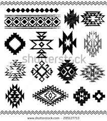 navajo border designs. Brilliant Navajo Navajo Design Cliparts 285147 Inside Border Designs
