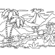 Natural calamities like tsunami, flood, tornadoes and volcanoes are some of the common subjects for children's coloring pages. Top 10 Free Printable Volcano Coloring Pages Online