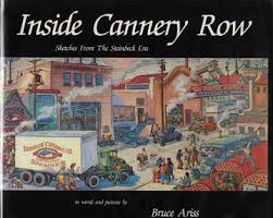 what inspired john steinbeck short story ldquo the snake rdquo steinbeck now cover image of inside cannery row by bruce ariss