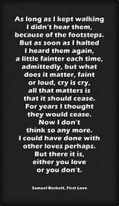 Samuel Beckett Quotes Extraordinary The Unnamable By Samuel Beckett Quote Image Words Pinterest
