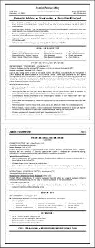 Stock Broker Sample Resume Stock Broker Sample Resume shalomhouseus 1