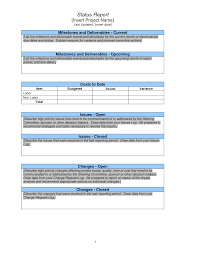weekly report format in excel free download free download weekly project status report template excel