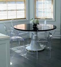 clear acrylic dining table clear acrylic dining table good full image for clear glass dining table