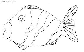 Imprimer Animaux Poisson Num Ro 4069