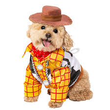 Rubies Dog Costume Size Chart Product Image Of Woody Pet Costume By Rubies 1 The