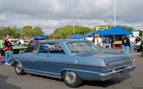 1963 Chevrolet Chevy II - Information and photos - MOMENTcar