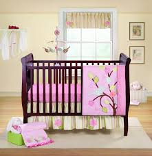bananafish love bird crib bedding and decor