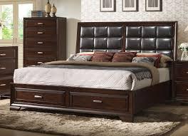 Jacob Storage Bed