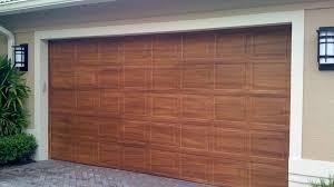 painting garage door painting garage door brush or roller