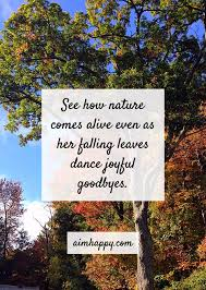 Fall Quotes Awesome 48 Autumn Quotes To Fall In Love With