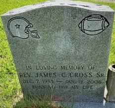 Rev James Carl Cross Sr. (1953-2006) - Find A Grave Memorial