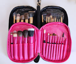 charm essentials brushes by beauty and minerals review photos gen zel she sings